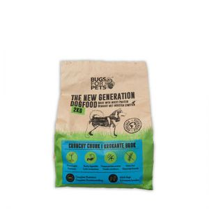 BugsForPets Crunchy 2KG - Paws Up