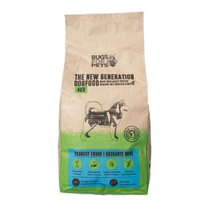 BugsforPets Crunchy 4kg | Paws Up
