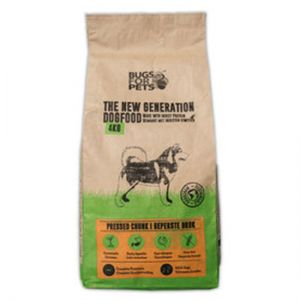 BugsForPets Pressed 4KG | Paws Up