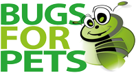 Bugs for Pets Logo